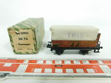 BD145-0,5 # Trix Express H0/Dc 20/76 Covered Waggon/High-Sided Wagon 2071 Db Ovp