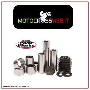 KIT PIVOT WORKS REVISIONE LEVERAGGIO HUSQVARNA TC 250 2004