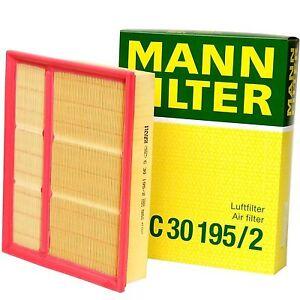 Mercedes-Benz Engine Air Filter MANN C 30 195/2 Air Filter