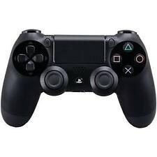 Official Original Sony DualShock 4 USB Bluetooth Controller for PS4 - Jet Black