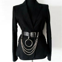 Hip Hop Waist Chain Tassel Belt Belly Necklace Rock Punk Body Jewelry