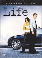 3 Dvd Box Cofanetto **LIFE ♦ STAGIONE UNO 01** nuovo 2007
