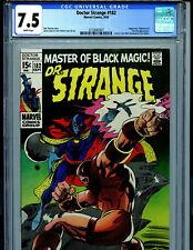 Doctor Strange  #182 CGC 7.5 1969 Amricons K21