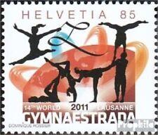 Schweiz 2188 (kompl.Ausg.) gestempelt 2011 Welt-Gymnaestrada