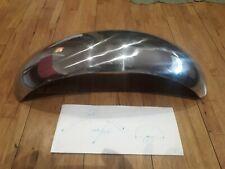 Rear Aluminium  Mudguard Fender Cafe Racer Brat style Bobber polished