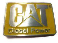 Details about  /Vintage BJ Hughes Oil Field Corporation Logo Blue Enamel Belt Buckle Brass