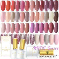 Series Nail Art UV Gel Polish Top Base Coat  Gel Nails BORN PRETTY