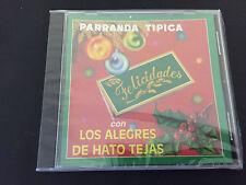 LOS ALEGRES DE HATO TEJAS - PARRANDA TIPICA - CD