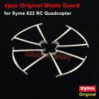 4PCS Original Syma X22 X22W RC Quacopter Spare Part Blade Propeller Guard Cover