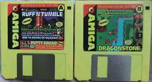 The One Magazine (Amiga) Coverdisks Sep94 Dragonstone / Ruff N Tumble Tested