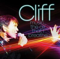 Cliff Richard - Music... The Air That I Breathe [CD] Sent Sameday*
