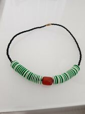 Handcrafted African Beaded Necklace/Choker