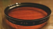 Soligor 49mm G Filter