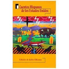 Cuentos Hispanos De Los Estados Unidos-ExLibrary