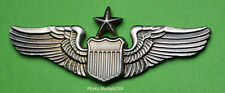 Army Air Corps Senior Pilot Wing -AAF WWII 2 3/4 inch