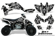 SUZUKI LT-R 450 LTR450 CREATORX GRAPHICS KIT DECALS BOLT THROWER WHITE