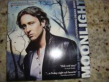 MOONLIGHT EMMY DVD 2 EPISODES WB CHANNEL ALEX O'LOUGHLIN VAMPIRE ROMANCE TV SHOW