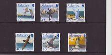 ALDERNEY 2003 MIGRATING BIRDS SEABIRDS MNH STAMP SET SG A210-A215