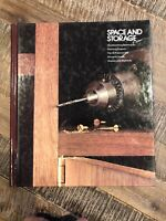 Home Repair and Improvement: Space and Storage (1976, Hardcover) DIY Book