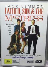 Father, Son & the Mistress dvd