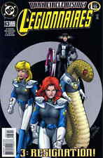 Legionnaires #63 FN; DC | save on shipping - details inside