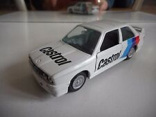 "Gama BMW M3 ""Castrol"" in White on 1:43"