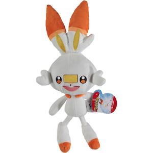 "Pokemon 8"" Plush Toy Scorbunny"