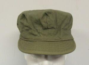 HBT FATIGUE CAP Original U.S. Army Herringbone Twill Armored Troops Favorite