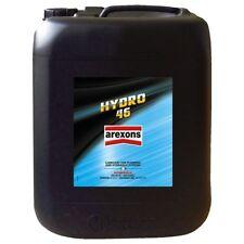 Arexons Hydro 46 Olio Lubrificante idraulico 20lt x veicoli industriali trattori