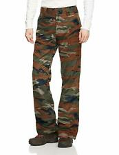 OAKLEY Snowboard Ski Pants Men XL Waterproof 10K BZS Winter Jackpot Green Camo