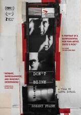 PRE ORDER: DON'T BLINK: ROBERT FRANK - DVD - Region 1