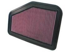 K&N Filtre à Air Pour Vauxhall VXR8 6.0 6.2 V8 2007-2011 33-2919