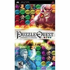 Puzzle Quest: Challenge Of The Warlords Sony For PSP UMD 8E