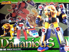 Bandai Soul of Chogokin GX-59 Mirai Robo Daltanious Die-Cast Action Fast Ship