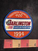 Vtg 1994 NASCAR TRANSOUTH FINANCIAL 400 Racing Car Race Patch - Motorsports 94K