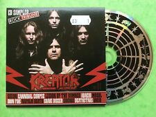 ROCK TRIBUNE CD Sampler 2009 - KREATOR, Napalm Death, Saxon etc 16 Piste Promo