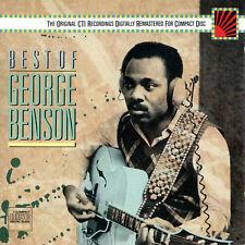 George Benson - The Best Of  / Original CTI Recordings Digitally Remastered Neu