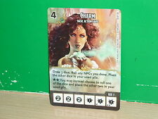 DICE MASTERS Dungeons & Dragons Basic Action Card - Charm (only card)