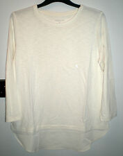 Van Heusen Ivory Top. Size M. New Without Tags