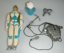 Lot 1989 GI Joe Countdown Astronaut v1 Action Figure *Complete w/ Accessories