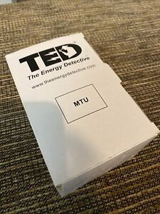 TED The Energy Detective 5000-G Home Power Monitor - MTU/Gateway/QX-201-CT