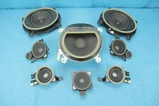 2007-2012 Lexus LS460 8 Speakers Speaker System Full Set OEM