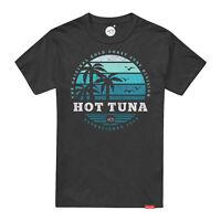 Hot Tuna - Men's T-Shirt - Grey - Sunset
