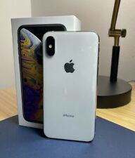 Apple iPhone XS - 64GB - Silver (Unlocked) A1920 (CDMA + GSM)