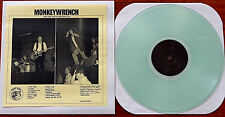 THE MONKEYWRENCH - And One Really Nervous Guy - LP Clear Vinyl US 2002 MUDHONEY