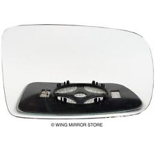 Right side for Honda HRV 1999-2006 heated wing door mirror glass