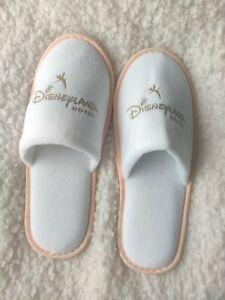 Chaussons femme Disneyland Hotel Slippers DLP Disneyland Paris Taille Unique