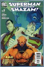 Superman/Shazam: First Thunder #3 2006 Judd Winick Joshua Middleton DC
