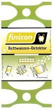 3x Finicon Bettwanzen Detektor zur Befallsermittlung