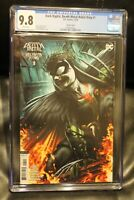 Dark Nights: Death Metal Robin King #1 CGC 9.8 1:25 Jeremy Roberts Variant DC